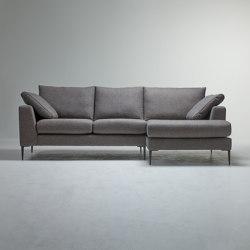 Campeche | RHF Medium Chaise Sofa | Sofas | Roger Lewis