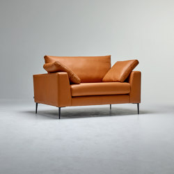 Campeche | Snuggler | Armchairs | Roger Lewis