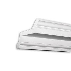 Facade mouldings - Cornice Profhome Decor 401101 | Facade | e-Delux