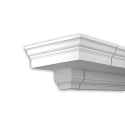 Facade mouldings - External Angle Joint Element Profhome Decor 401111 | Facade | e-Delux