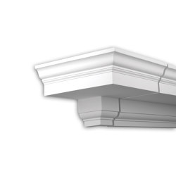 Facade mouldings - External Angle Joint Element Profhome Decor 401113 | Facade | e-Delux