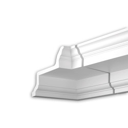 Facade mouldings - Internal Angle Joint Element Profhome Decor 401121 | Facade | e-Delux