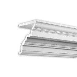 Facade mouldings - Cornice Profhome Decor 401201 | Facade | e-Delux