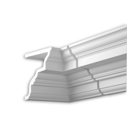 Facade mouldings - Internal Angle Joint Element Profhome Decor 401221 | Facade | e-Delux