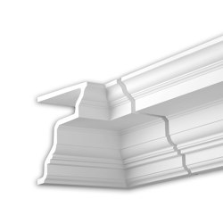 Facade mouldings - Internal Angle Joint Element Profhome Decor 401321 | Facade | e-Delux