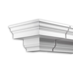 Facade mouldings - External Angle Joint Element Profhome Decor 402111 | Facade | e-Delux