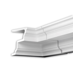 Facade mouldings - Internal Angle Joint Element Profhome Decor 402121 | Facade | e-Delux