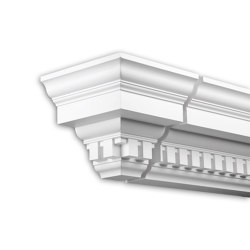 Facade mouldings - End Element Profhome Decor 402231 | Facade | e-Delux