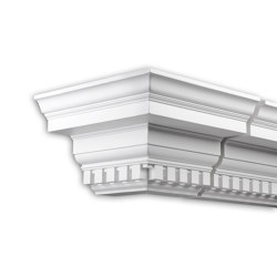 Facade mouldings - External Angle Joint Element Profhome Decor 402311 | Facade | e-Delux