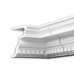 Facade mouldings - Internal Angle Joint Element Profhome Decor 402321 | Facade | e-Delux