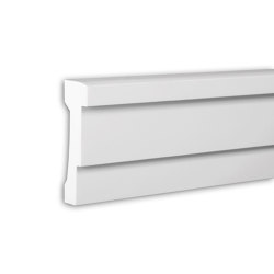 Facade mouldings - Architrave Profhome Decor 404101 | Facade | e-Delux