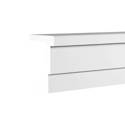 Facade mouldings - Architrave Profhome Decor 404102 | Facade | e-Delux