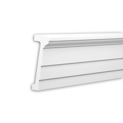 Facade mouldings - Architrave Profhome Decor 404201 | Facade | e-Delux