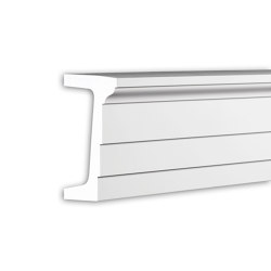 Facade mouldings - Architrave Profhome Decor 404202 | Facade | e-Delux