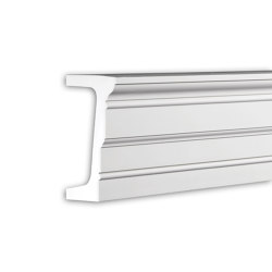Facade mouldings - Architrave Profhome Decor 404302 | Facade | e-Delux
