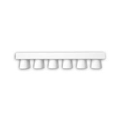 Facade mouldings - Reglet Profhome Decor 407101 | Facade | e-Delux