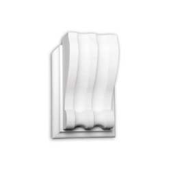 Facade mouldings - Modillon Profhome Decor 408301 | Facade | e-Delux