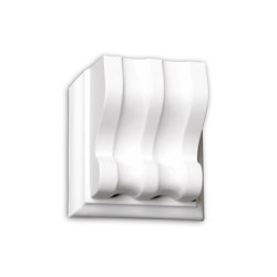 Facade mouldings - Modillon Profhome Decor 408302 | Facade | e-Delux