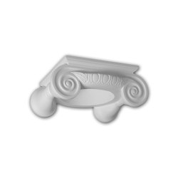 Facade mouldings - Column Capital Profhome Decor 411201 | Facade | e-Delux
