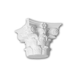 Facade mouldings - Column Capital Profhome Decor 411301 | Facade | e-Delux