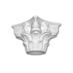 Facade mouldings - Column Capital Profhome Decor 411302 | Facade | e-Delux