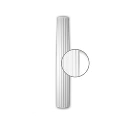 Facade mouldings - Column Shaft Profhome Decor 412102 | Facade | e-Delux