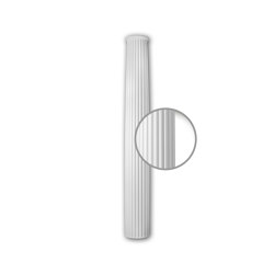Facade mouldings - Column Shaft Profhome Decor 412201 | Facade | e-Delux