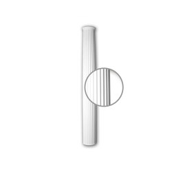 Facade mouldings - Column Shaft Profhome Decor 412301 | Facade | e-Delux
