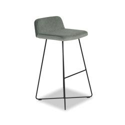 Finn   Bar stools   Bielefelder Werkstaetten
