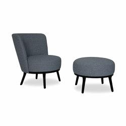 Polo Cocktail Armchair | Armchairs | Bielefelder Werkstaetten