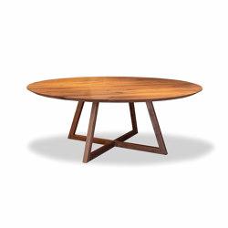 Polo Dining Table Round   Mesas comedor   Bielefelder Werkstaetten