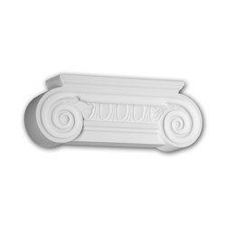 Facade mouldings - Pilaster Capital Profhome Decor 421201 | Facade | e-Delux