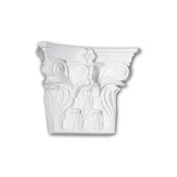 Facade mouldings - Pilaster Capital Profhome Decor 421301 | Facade | e-Delux
