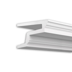Facade mouldings - External Angle Joint Element Profhome Decor 431111 | Facade | e-Delux