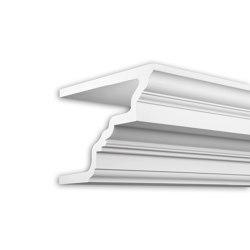 Facade mouldings - Cornice Profhome Decor 431201 | Facade | e-Delux