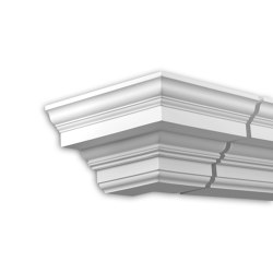 Facade mouldings - External Angle Joint Element Profhome Decor 431211 | Facade | e-Delux