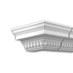 Facade mouldings - External Angle Joint Element Profhome Decor 431212 | Facade | e-Delux