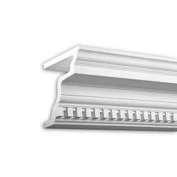 Facade mouldings - Cornice Profhome Decor 431302 | Facade | e-Delux