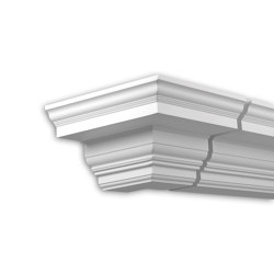 Facade mouldings - External Angle Joint Element Profhome Decor 431312 | Facade | e-Delux