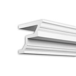 Facade mouldings - Cornice Profhome Decor 432101 | Facade | e-Delux
