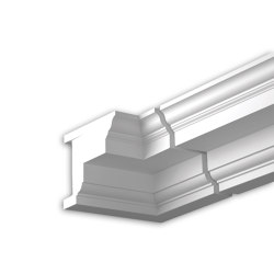 Facade mouldings - Internal Angle Joint Element Profhome Decor 432121 | Facade | e-Delux