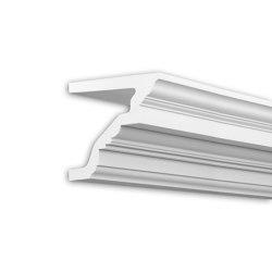 Facade mouldings - Cornice Profhome Decor 432201 | Facade | e-Delux