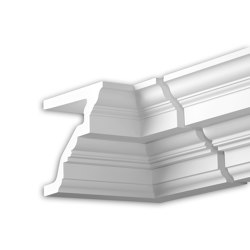 Facade mouldings - Internal Angle Joint Element Profhome Decor 432221 | Facade | e-Delux