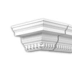 Facade mouldings - External Angle Joint Element Profhome Decor 432311 | Facade | e-Delux