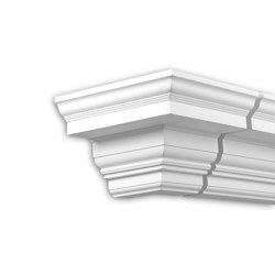 Facade mouldings - External Angle Joint Element Profhome Decor 432312 | Facade | e-Delux