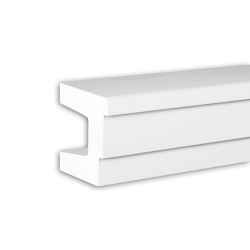 Facade mouldings - Architrave Profhome Decor 434101 | Facade | e-Delux