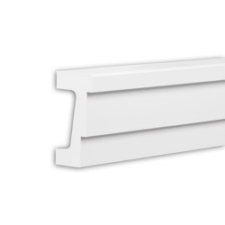 Facade mouldings - Architrave Profhome Decor 434102 | Facade | e-Delux