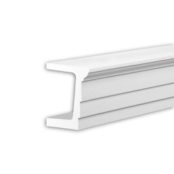 Facade mouldings - Architrave Profhome Decor 434201 | Facade | e-Delux