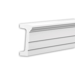 Facade mouldings - Architrave Profhome Decor 434202 | Facade | e-Delux