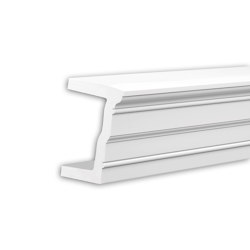 Facade mouldings - Architrave Profhome Decor 434301 | Facade | e-Delux